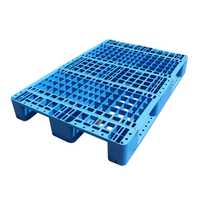 reversible plastic pallets